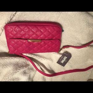 Concealed handgun purse